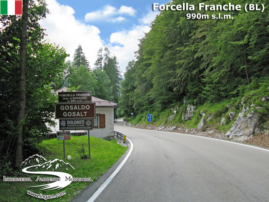 Forcella Franche