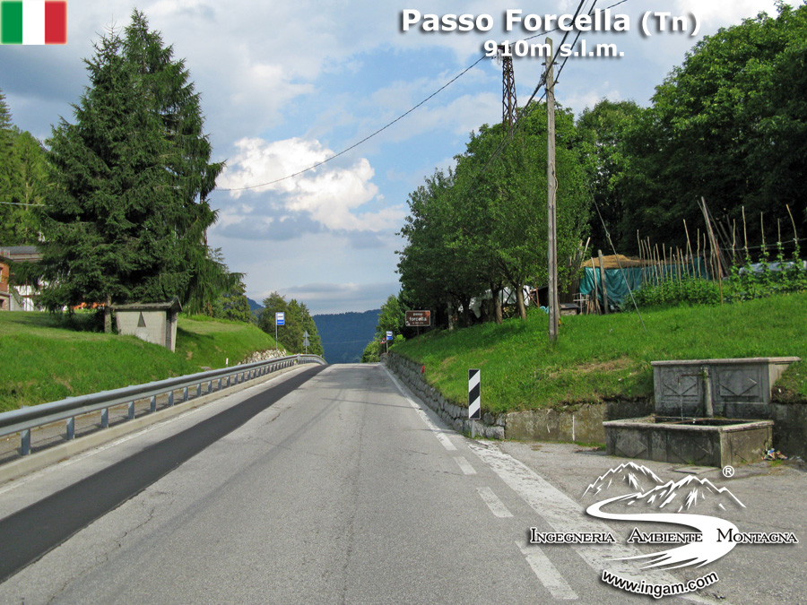 Passo Forcella