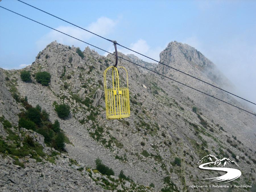 Monte capanne ingam ingegneria ambiente montagna for Monte alloro affitti di cabina