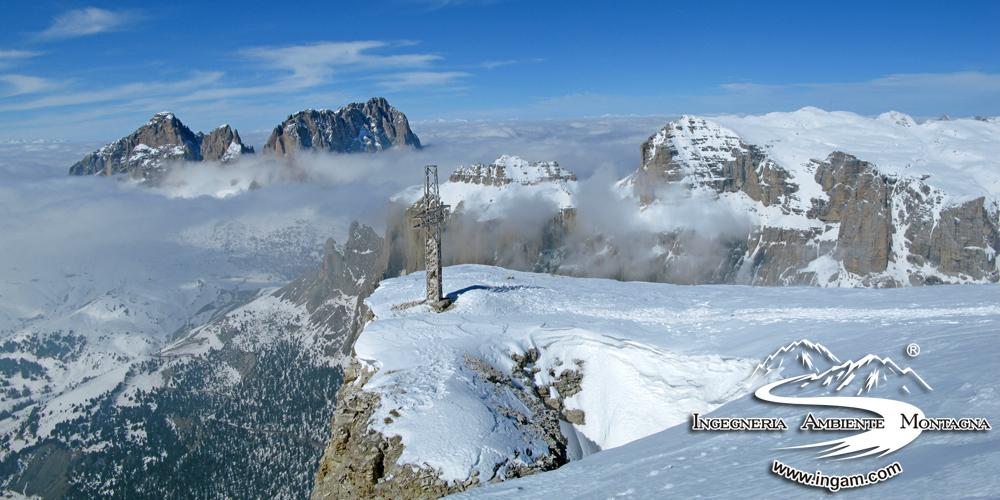 Canazei - Ingam - Ingegneria ambiente montagna-Ingegneria ...